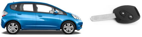 Honda Dealer Car Key Replacement