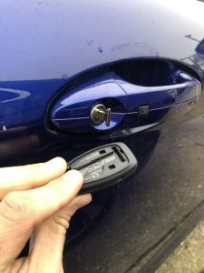 Unlock Ford Fiesta When Smart Key Not Working How To Video