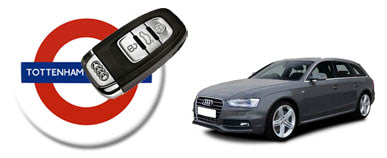 car key programming tottenham