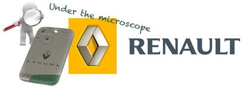Renault key programming - Best tools for replacement Renault keys